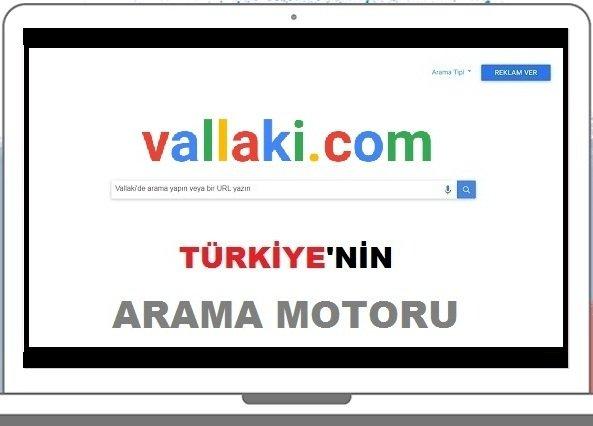 VALLAKİ ARAMA MOTORU